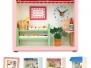 Dollhouse Miniature Clocks