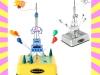 Eiffel Tower Music Box 에펠탑오르골