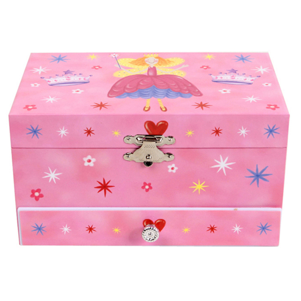 Magic Princess Pinky musical jewelry box 요술공주 핑키 오르골보석함