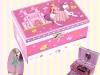 Princess riding a white horse musical jewelry box 백마탄공주 오르골 보석함