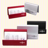 Henings business card stand holder/promotional gifts 헤닝스 명함홀더