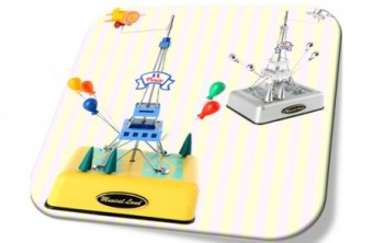 High Quality Miniature Revolving Eiffel Tower Orgel Music Box displayed by wordpress jetpack tiled gallery 고품질의 미니어처 에펠탑 오르골, 워드프레스 제트팩 타일 갤러리