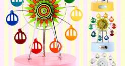 Musical Land Mini Ferris Wheel Orgel, 뮤지컬랜드 미니 페리휠 오르골