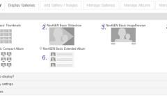 How to display Pictures using WordPress Nextgen Gallery!  Resize imageBrowser,워드프레스 넥스트젠 갤러리를 사용하여 사진을 진열하는 방법!, 이미지 브라우저, 사진이동 혹은 복사