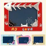 Cat Hunting Picture Frame 헌팅 캣 액자 (물고기를 사냥하는 고양이)