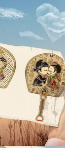 Fun Korean Traditional Figure Book Mark 한국 민속 책갈피