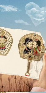 Fun Korean Traditional Figure Book Mark 한국 민속 책갈피