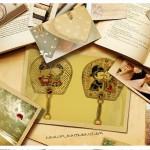 Korean Traditional Figure Book Mark 한국 전통 책갈피