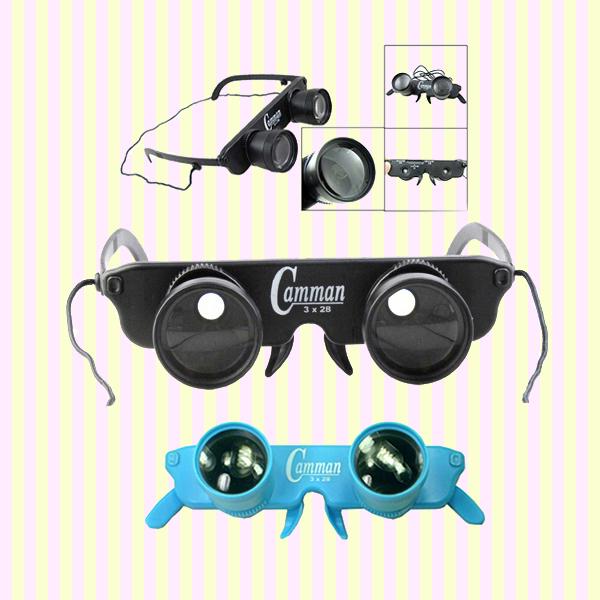Camman Handsfree Eyeglass Telescope 캠맨 핸즈프리 안경 망원경